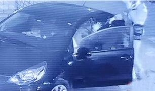 La Victoria: roban a empresario que se encontraba junto a su hija