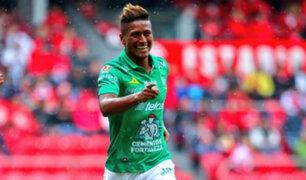 Peruanos en Extranjero: Peña, Aquino y Reyna anotan goles para sus equipos