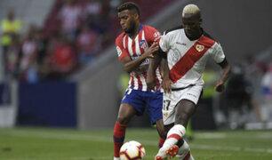 Advíncula conquista España y ya está en el 11 ideal de la Liga Santander