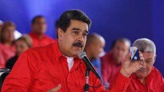Nicolás Maduro asegura que venezolanos liberaron a Perú