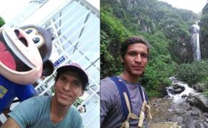 Denuncian misteriosa desaparición de joven cuando hacia trekking en Áncash