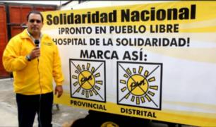 Las promesas incumplidas del alcalde de Pueblo Libre