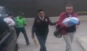 Pareja de chilenos fue intervenida con bebés de vientre de alquiler