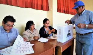 Elecciones 2020: casi 25 millones de peruanos habilitados para votar