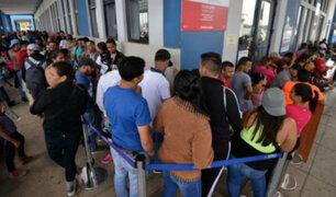 Declaran en emergencia distritos de Tumbes por aumento de migración internacional