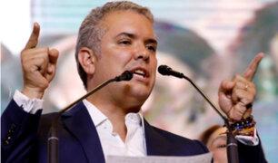 Colombia notifica a Unasur su salida oficial en 6 meses