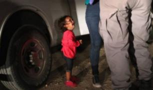 EEUU: mire el doloroso reencuentro entre madre e hijo separados por política de Trump