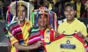 Edison Flores fue presentado oficialmente en Monarcas ante más de 30 mil hinchas
