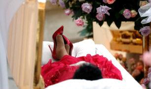 EE.UU: miles de personas le dan el último adiós a Aretha Franklin