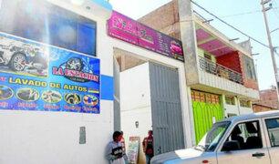 Chiclayo: delincuentes roban maquinarias y objetos valorizados en 30 mil dólares