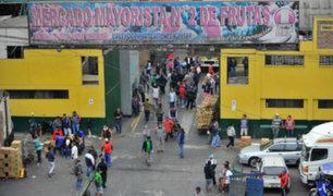 La Victoria: continúa cobro de cupos en el Mercado de Frutas