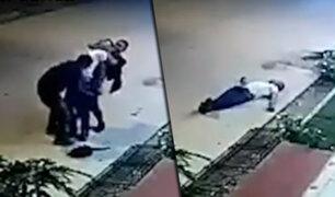 """Chanchamayo: delincuentes """"cogotean"""" y desmayan a hombre para robarle sus pertenencias"""