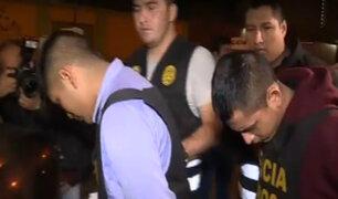 VMT: PNP captura a balazos a 3 delincuentes que asaltaron avícola