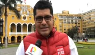 Municipales 2018: Roberto Gómez Baca y sus propuestas para mejorar el transporte