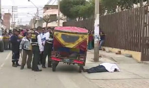 Lurín: hombre muere en puerta de una posta médica