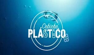 Lanzan campaña para concientizar sobre la contaminación por plástico