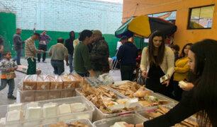 SJL: instituciones y empresas unen esfuerzos para brindar alimento a venezolanos