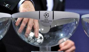 Sorteo Champions League 2018-2019: así quedaron conformados los grupos del torneo