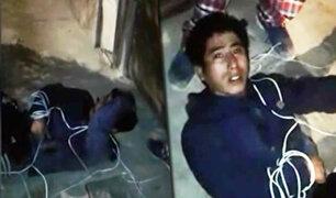 Villa El Salvador: vecinos casi linchan a delincuente que ingresó a robar en una vivienda