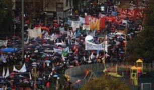 Argentina: alumnos y docentes marchan en defensa de la universidad pública