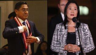 Colaborador eficaz afirma que Keiko Fujimori se reunió con juez César Hinostroza