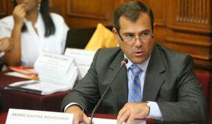 Colaborador eficaz afirmó que Giuffra ofreció a Mamani obras a cambio de votar contra vacancia de PPK