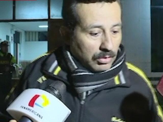SMP: actor denuncia que fue agredido en comisaría de Barboncito