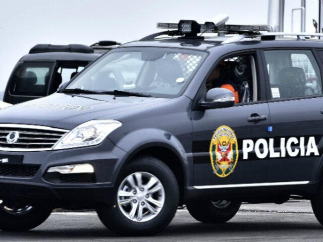 Pucallpa: comunidades realizaron colecta para reparar patrullero policial