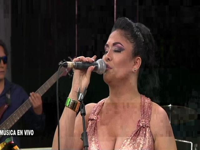 Alma Bella de Yolanda Medina deleitan talento y belleza en 'Porque hoy es sábado con Andrés'