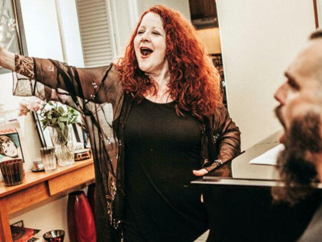 Conozca a Melissa Cross, la vocal coach de los cantantes de Metal