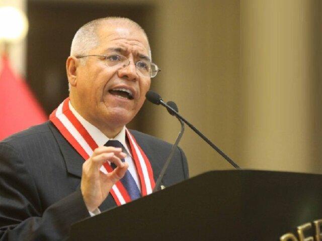 CNM audios: Procuradoría Anticorrupción denunció a juez César San Martín