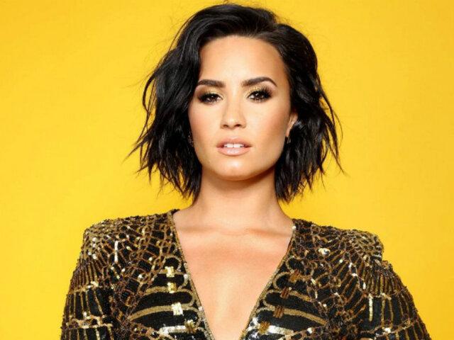 Demi Lovato cumplió 26 años al interior de clínica de desintoxicación
