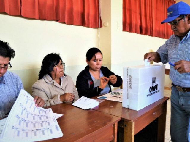 La Lupa: ¿planea votar en blanco o viciado? Entérese más al respecto