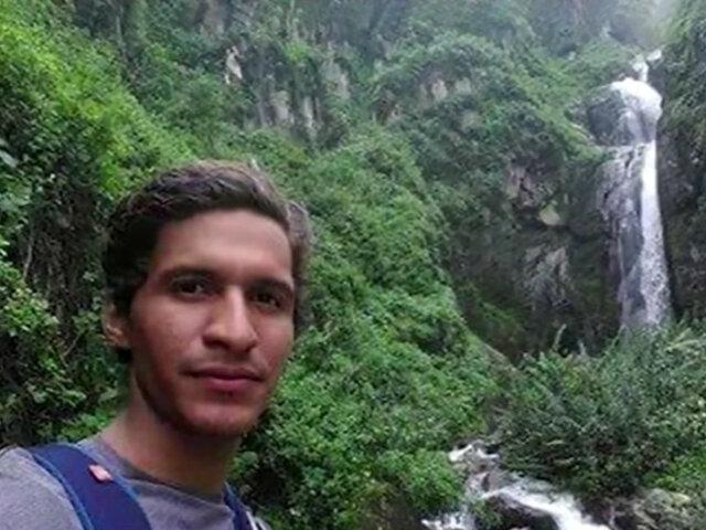 Familia busca a joven desaparecido hace más de un mes en Jaén