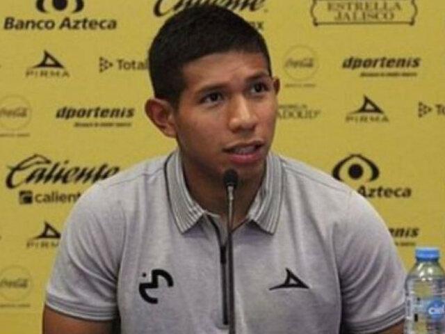 """Edison Flores: """"El fútbol peruano está por debajo del mexicano"""""""