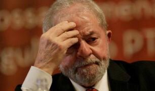 Justicia Electoral de Brasil dejó fuera de carrera a Lula da Silva