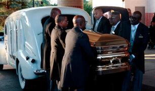Estados Unidos: funeral de Aretha Franklin se convierte en concierto