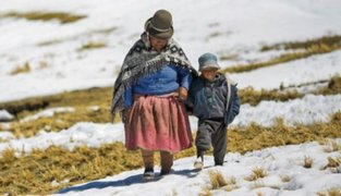 Realizarán desfile de modas en beneficio de niños que sufren por heladas en Puno