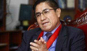 Abogado explicó el problema que conllevaría el presunto pago de Oviedo a Hinostroza