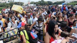 OEA llama a reunión extraordinaria por situación migratoria de Venezuela