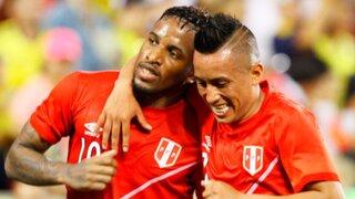 Perú vs Holanda: Jefferson Farfán y Christian Cueva ya concentran con la bicolor