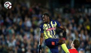 """Usain Bolt: """"En cuatro meses estaré jugando como ellos"""""""