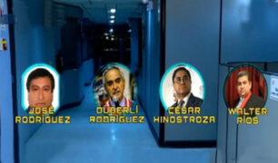 Declaraciones de colaboradores: jueces y fiscales supremos integrarían mafia del Callao