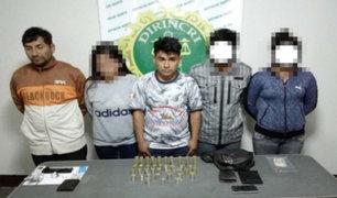 Trujillo: venezolana de 12 años integraba peligrosa banda de extorsionadores