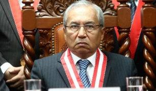 Reacciones tras suspensión del debate para la destitución del Fiscal Chávarry
