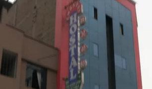 Surquillo: roban pertenencias a familia piurana que se hospedaba en hotel