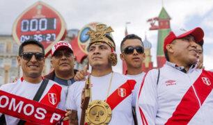 FIFA The Best: Perú es nominado a la 'Mejor Afición 2018'