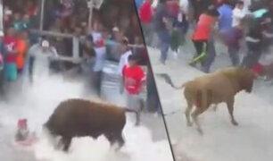 Ayacucho: 12 heridos deja corrida de toros durante fiesta patronal