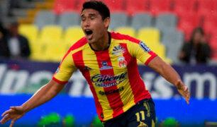 Irven Ávila: Monarcas Morelia lo eligió mejor jugador de agosto en la Liga MX