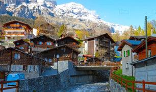 Conozca Albinen, el pueblo suizo que paga a quien se mude a vivir allí